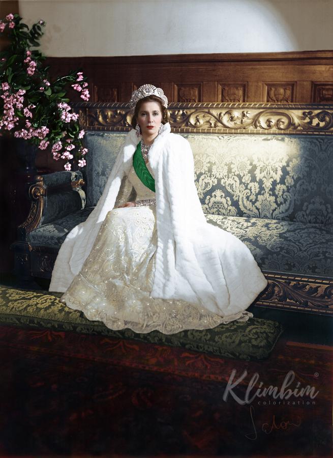 Queen Nazli of Egypt | Королева Египта Назли